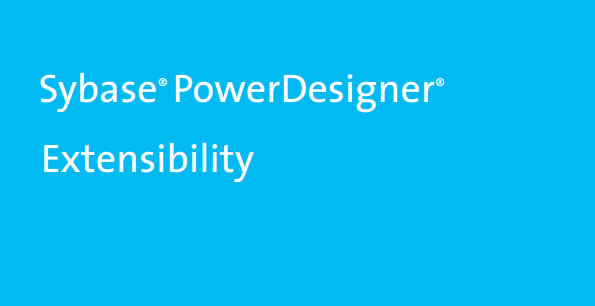 PowerDesigner® 12.5